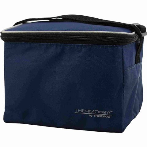 Thermos Blue Sandwich Lunch & Can Cool Bag 24cm 3.5L